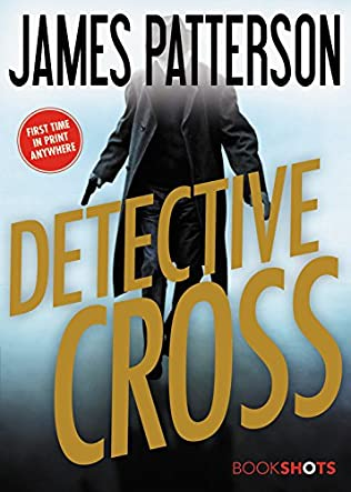 book cover of Detective Cross