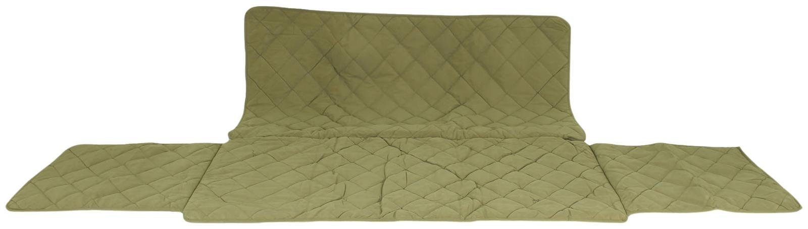 CPC Diamond Quilted Couch Protector, 72-Inch, Sage