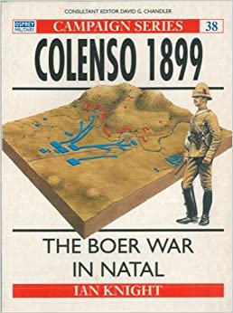 Book Colenso 1899. The Boer War in Natal.
