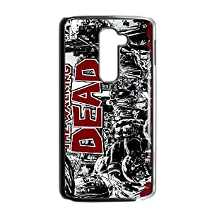 The Walking Dead For LG G2 Csae protection Case DH511323