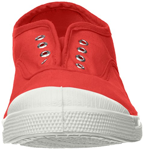 Rouge Rosso Sneaker Elly Donna Tennis Bensimon qwXT11