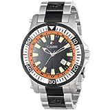 Calibre Men's SC-5H1-04-007.079 Hawk Date Analog Display Quartz Silver Watch