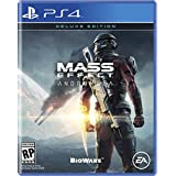 Mass Effect Andromeda Deluxe Playstation 4 - Deluxe Edition