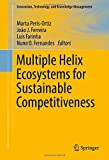 img - for Multiple Helix Ecosystems for Sustainable Competitiveness (Innovation, Technology, and Knowledge Management) book / textbook / text book