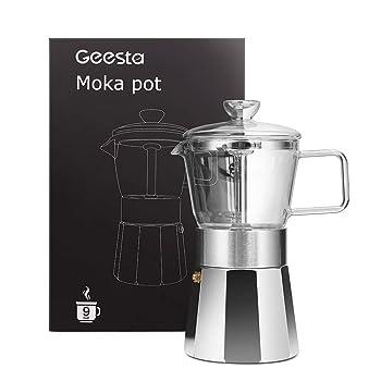 GEESTA Stovetop Espresso Maker