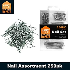 250pk Hardware Assorted Nails ...