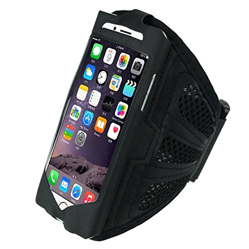 - Gift ! WensLTD For iphone 7 4.7/5.5 Inch Premium Sports Workout Running Armband Case Cover (iphone 7, Black)