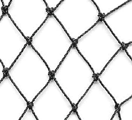"""12.5/' x 100/' Heavy Knotted 1/"""" Aviary Poultry Net Netting"""