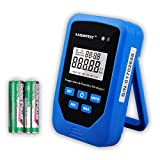 KASUNTEST 4 in 1 Temperature and Humidity Datalogger with Heat Index and Dew Point Temperature Measurement KT5005