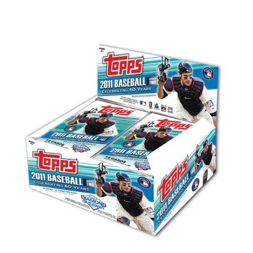 MLB 2011 Topps Series 2 Retail (24 Packs)