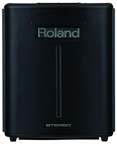 - Roland BA-330 Portable Stereo Battery-Powered Sound System