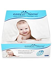 Easy@Home 50 Ovulation Test Strips Kit - the Reliable Ovulation Predictor Kit (50 LH Test) BOBEBE Online Baby Store From New York to Miami and Los Angeles