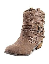 Not Rated Women's Van De Vort Boots