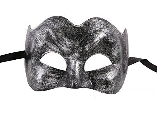 [Luxury Mask Jester Venetian Party Masquerade Mask] (Male Masquerade Mask)