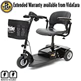 Pride GoGo ES2 3-Wheel Scooter w/ avail ext warr