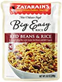 Zatarain's New Orleans Style Big Easy Red Beans & Rice Mix, 8.8 oz (Case of 8)
