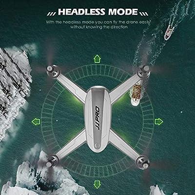 JJRC JJPRO X5 Drone GPS posicionamiento motor sin escobillas 1080P ...