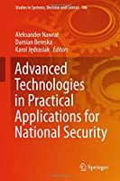 Advanced Technologies in Practical Applications for National Security Front Cover