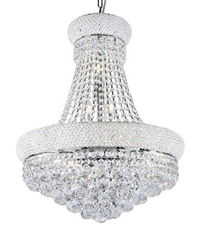 Adagio Ceiling Light (OK Lighting OK-5805H Fleur Ceiling Lamp, 21