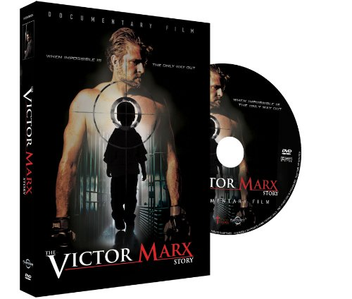 The Victor Marx Story DVD- When Impossible Is The Only Way Out!