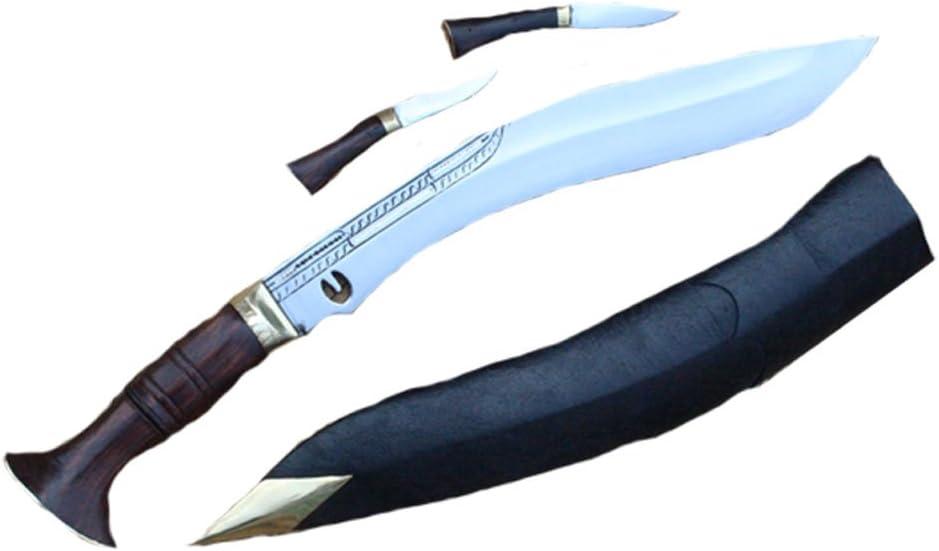 "EGKH. 12"" Tradit?ional Cheetlage Kukri - Hand Forged Blade Gurkha Khukuri - Nepalese Kukris Knife 51yFdeZ2PuLSL1000_"