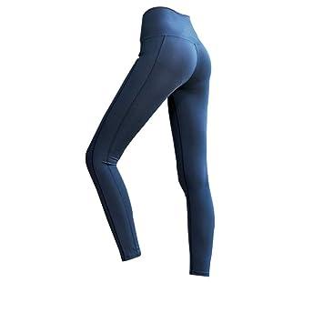 MEMIND Pantalones de chándal de Fitness Sexy Lumbar Hip Yoga ...