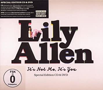 amazon it s not me it s you special edition parental advisory