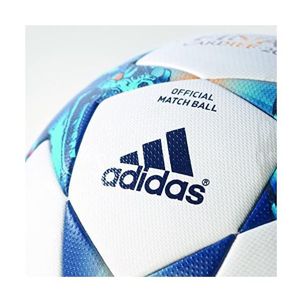 Adidas – FINALE CDF OMB Football Ball.