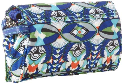 Hadaki Coated Travel Wallet,Mardi Gras,One Size by HADAKI (Image #2)