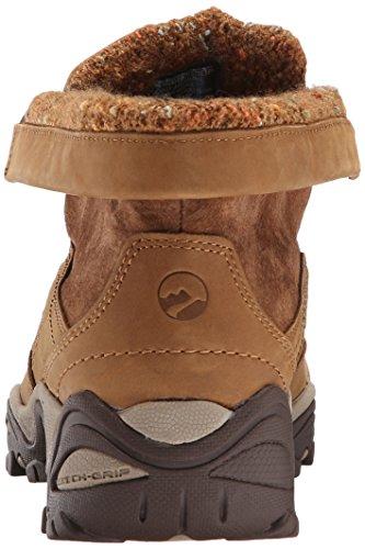 Winter Skechers Brown Peaks Women's Boot zaTxgnaw