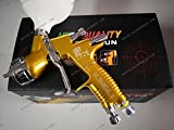 LVMP Sparyer GTI PRO LITE GOLD 1.3mm nozzle w/t cup professional Car Paint Tool Pistol Spray Gun