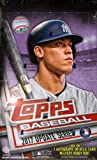 #1: 2017 Topps Baseball Update Series Hobby Box 36 Packs of 10 Cards - Possible Cody Bellinger, Aaron Judge, All-Star game cards
