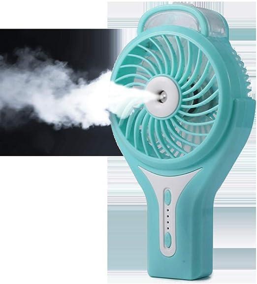 LYCV Ventilador de humidificación de Belleza portátil con ...