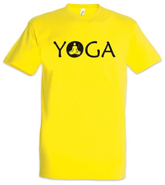 Urban Backwoods Yoga Camiseta De Hombre T-Shirt: Amazon.es ...