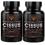 #8: Absonutrix Cissus Quadrangularis Xtreme 1600mg - 2 Pack