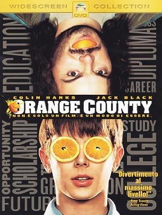 Orange County by Jack Black: Amazon.es: Cine y Series TV