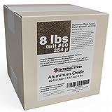 #60 Aluminum Oxide - 8 LBS - Medium to Fine Sand
