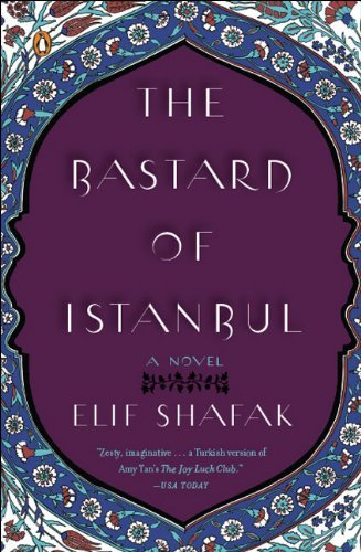 The Bastard of Istanbul by Shafak Elif (2008-01-29) Paperback