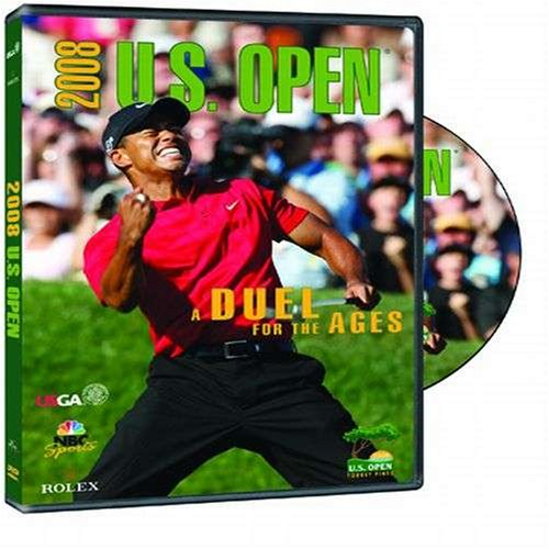 2008 U.S. Open: Tiger Woods In A Duel for the - Missouri Outlet In Stores