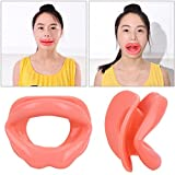Exercise For Facial Muscles - Silicone Rubber Face Slimmer Exercise Mouth Piece Muscle Anti Wrinkle Lip Trainer Mouth Massager Exerciser Mouthpiece Face Care