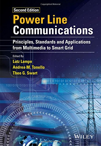 Power Line Communications  Principles  Standards And Applications From Multimedia To Smart Grid