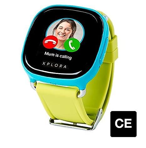 Xplora Smartwatch teléfono para niños incluido 12 meses ...