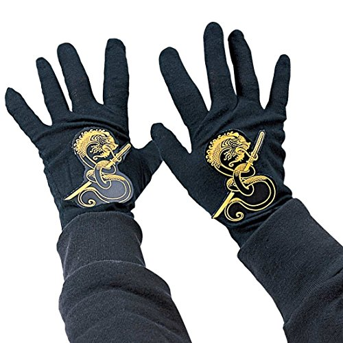 Ninja Slayer Costume Dragon (Ninja Child Black Gloves)
