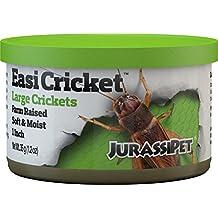 JurassiDiet - EasiCricket: Large, 35 g / 1.2 oz