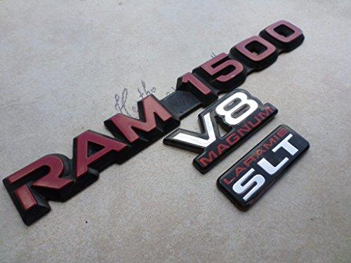 v8 magnum emblem dodge - 2