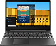 "2019 Lenovo S145 15.6"" Laptop Computer, Intel Pentium Gold 5405U 2.3GHz, 4GB DDR4 RAM, 500GB HDD, 802.11AC WiFi, Bluetooth, USB 3.1, HDMI, Granite Black Texture, Windows 10 Home"