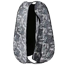 Neewer® 6 Feet/183 cm Camouflage Portable Indoor Outdoor Photo Studio Pop Up Changing Dressing Fitting Tent Room with Carrying Case