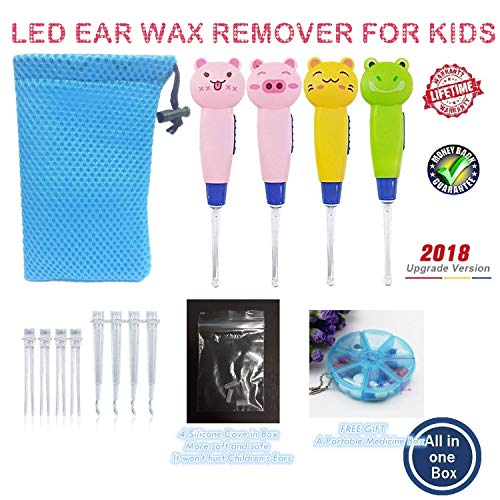 Great ear wax cleaner