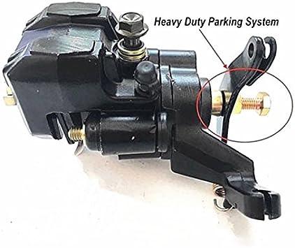 Rear Brake Caliper Assembly for HONDA TRX400EX TRX400 300 200 400X 200X 250X 300EX