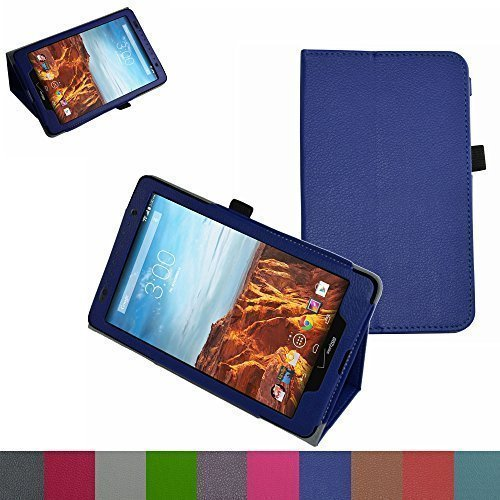 s Kids 2015 Case,Mama Mouth Slim Folio 2-folding Stand Case Cover for 8